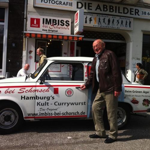 """Reeperbahn.de Interview - Paul Harbour trifft """"Schorsch""""."""