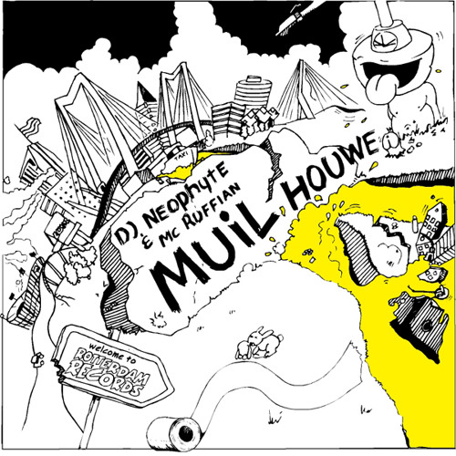 DJ Neophyte & MC Ruffian - Muil houwe (ROT088) (2002)