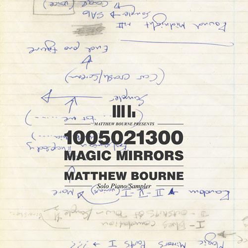 10050201300 - Magic Mirrors (Miles & Pasolini play 'Round Midnight Edit)