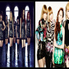 T-ara Day By Day & 2NE1 I Love You Songs