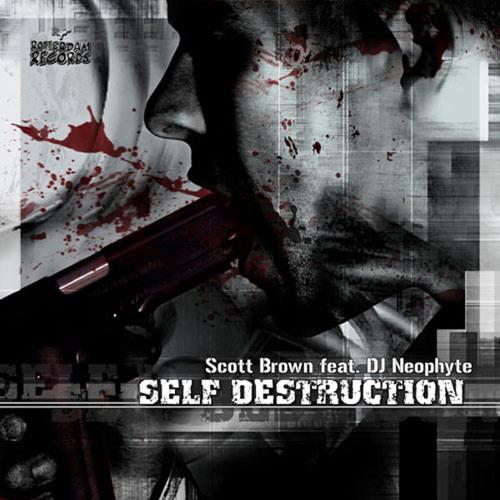 Scott Brown ft. DJ Neophyte - Blast Your Ass (ROT092) (2003)