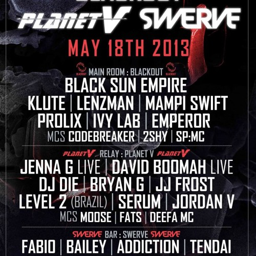 Level 2: Planet V / We Fear Silence Promo Mix