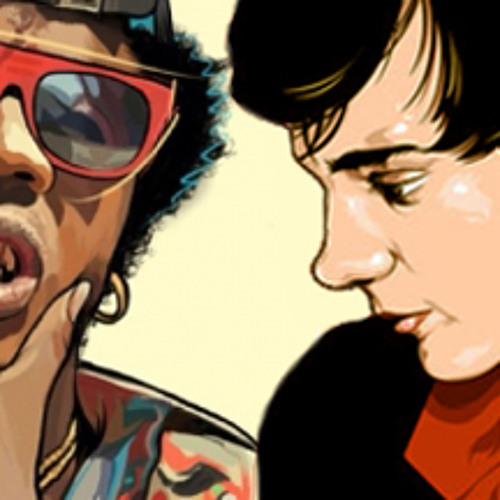 MASHUP | The Hood Internet - All Gold Shuriken (Trinidad James x Madeon)