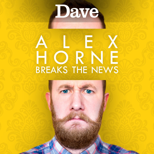 Alex Horne Breaks the News