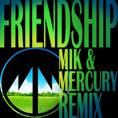 Studio Enjoy Feat Eng - Friendship (Mik & Mercury Perfect Remix)