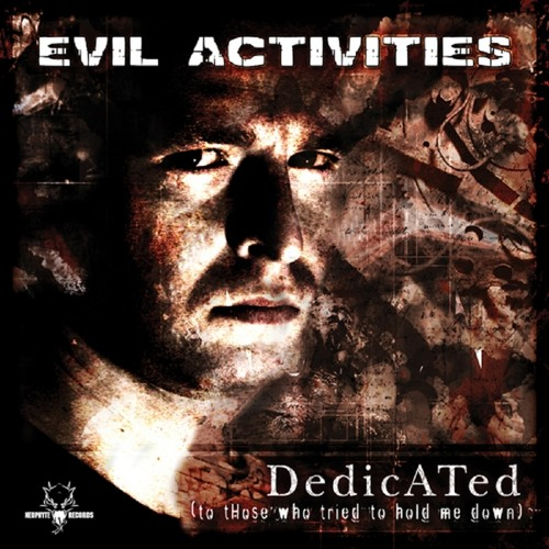 Evil Activities ft. DJ Neophyte - To you who doubt me (NEO021) (2003)