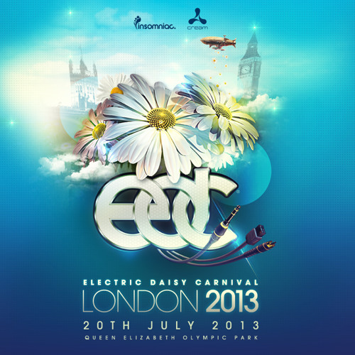 Team EDC London 2013 - April Mix