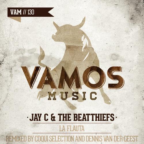 Jay C & The BeatThiefs - La Flauta (Dennis van der Geest Remix sample)