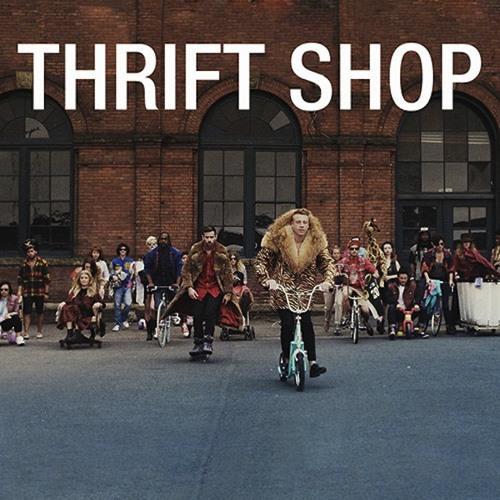 Macklemore & Ryan Lewis Feat. Wanz - Thrift Shop (Mike Candys Bootleg Remix)