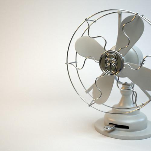 Ventilator Trio