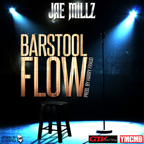 Jae Millz - Barstool Flow (Prod. By Harry Fraud)