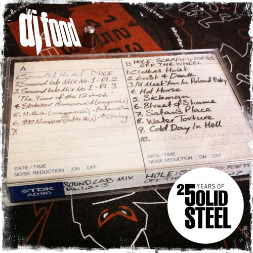 Solid Steel Radio Show 19/4/2013 Part 3 + 4 - DJ Food