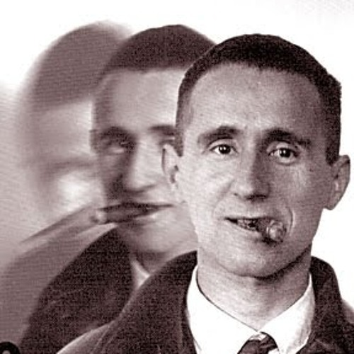 bertolf brecht as one of the chief innovators of modern theatrical techniques