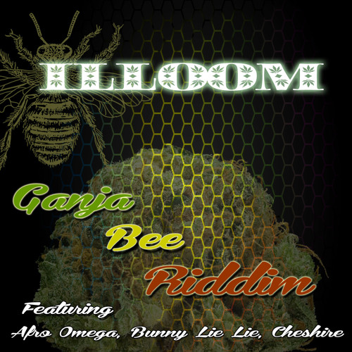 Illoom ft. Cheshire - Burnin (Ganja Bee Riddim EP Out May 23rd 2013)