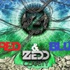 Zedd - Clarity (instrumental version Red&Blue)