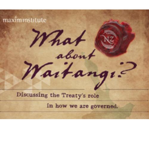 What about Waitangi? event audio