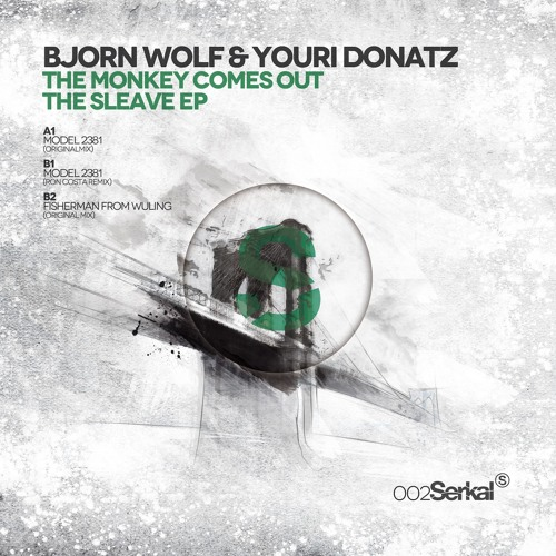 Bjorn Wolf & Youri Donatz - Model 2381 (Ron Costa Remix) [Serkal]