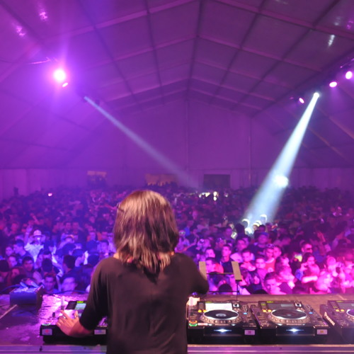 Fernanda Martins @ Techno-Flash Festival 2013