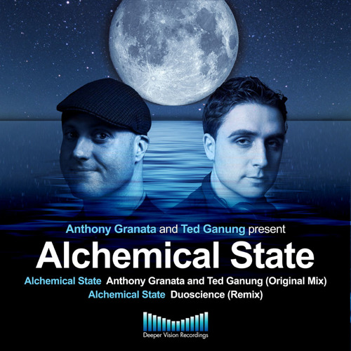 DVR0011 : Anthony Granata & Ted Ganung - Alchemical State (Original Mix)
