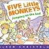 Five Little Monkeys Jumping on the Bed - read By Emma