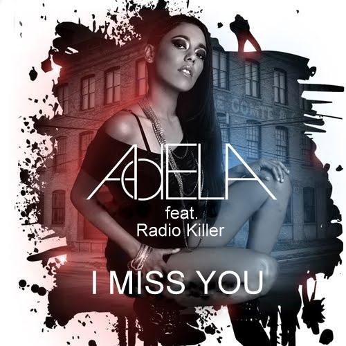 Adela - I Miss You (Cryptic MIX 2012)
