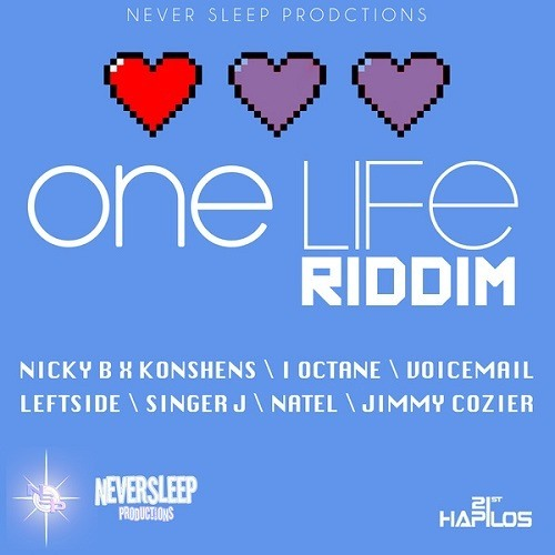 DJDOM ONE LIFE RIDDIM MIX