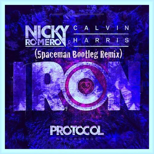 Iron - Calvin Harris & Nicky Romero (5paceman Bootleg Remix)