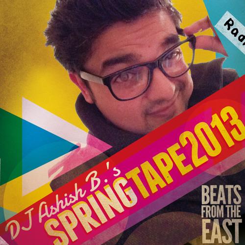 DJ AshishB's SpringTape 2013 (Extended)