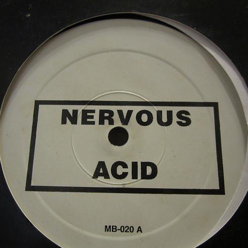 An-Ten-Nae -  Nervous Acid (2013)