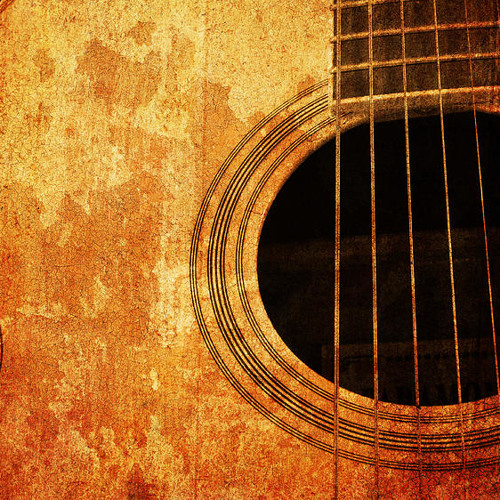 If this old guitar could talk