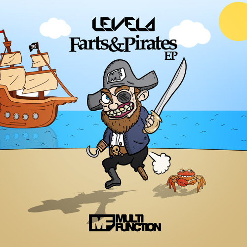 Levela - Never Let You Go (Farts & Pirates EP) Available 3rd June