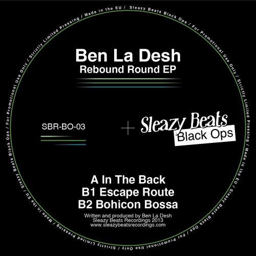 Ben La Desh - Escape Route