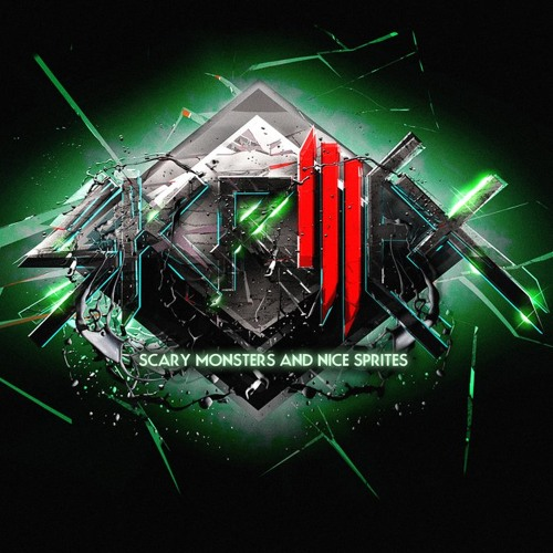 Skrillex, ft NOISIA - Scary Monsters and Nice Sprites (5MIl3 REMIX)