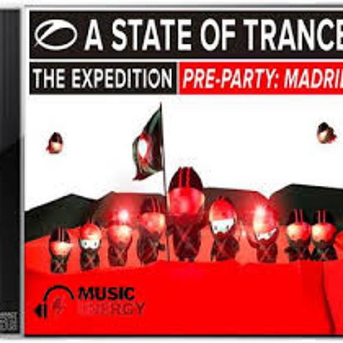 Alexander Popov - A State of Trance 600 Madrid