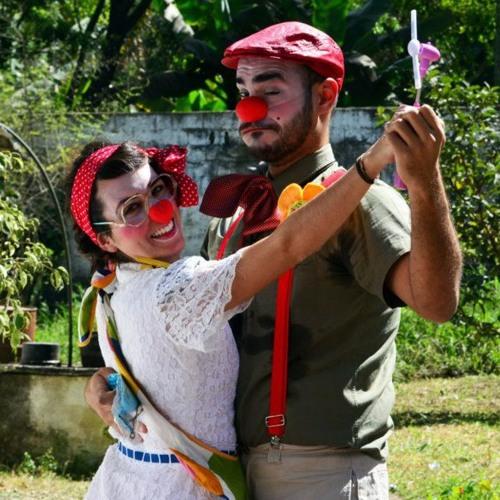Fulana e Melão estão na Rádio Educadora da Bahia