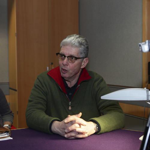 Nigel Bewley, senior British Library sound engineer, on digitising wax cylinders (22-01-13)