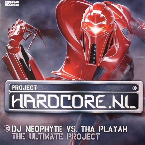 Neophyte & Tha Playah - The Ultimate Project (ROT105) (2008)