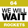 64 Rockets - We Will Wait