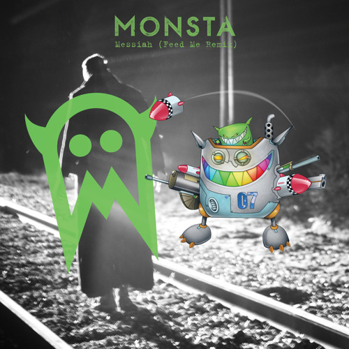 I SEE MONSTAS - Messiah (Feed Me Remix)