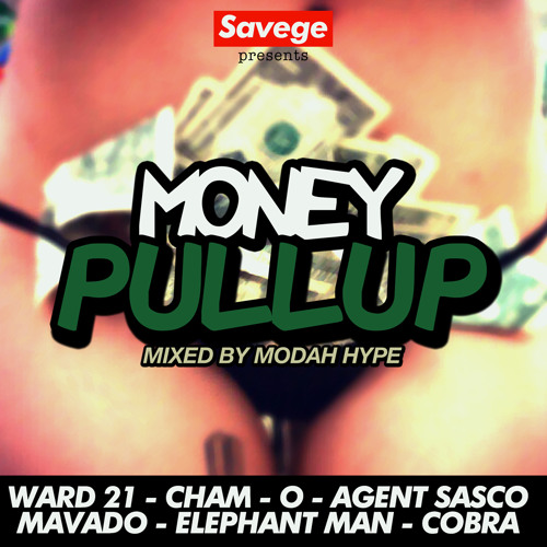 MONEY PULL UP - Hardcore Dancehall 2013 - Mixed by Modah Hype Savege Sound
