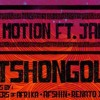 Black Motion feat. Jah Rich - Mtschongolo - Tribe Uk Records - Salvatore Freda RMX (acidic voyage)