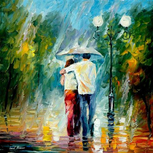 Kita Sama-sama Suka Hujan