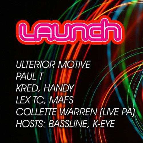 "Paul T - ""Launch"" 10th May - Dubs & Classics Mix"