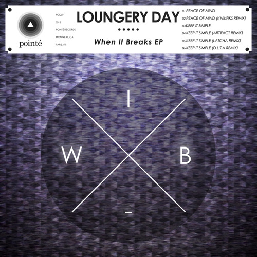 Loungery Day - Peace Of Mind