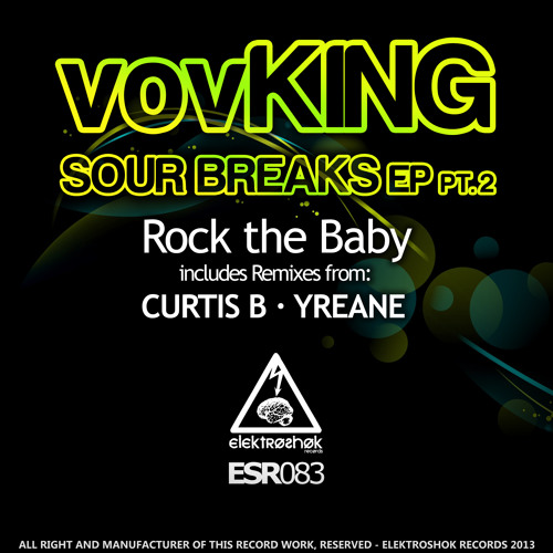 VovKING - Rock The Baby (preview)