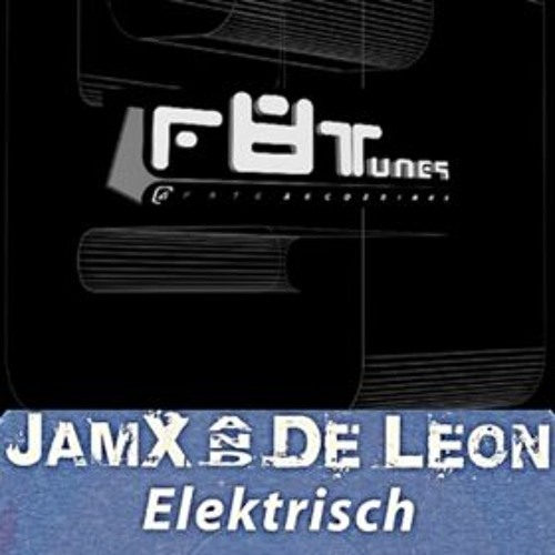 JamX & De Leon - Elektrisch (Mark Sherry's Outburst Vocal Mix) [F8T Records]