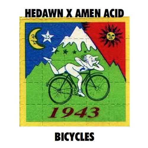 HEDAWN X AMEN ACID - BICYCLES