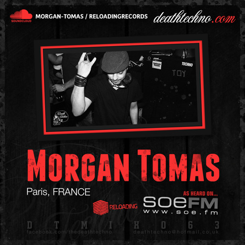 DTMIX063 - Morgan Tomas [Paris, FRANCE] (320)