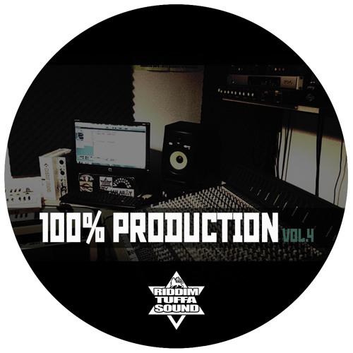 Riddim Tuffa - 100% Production Mix vol. 4