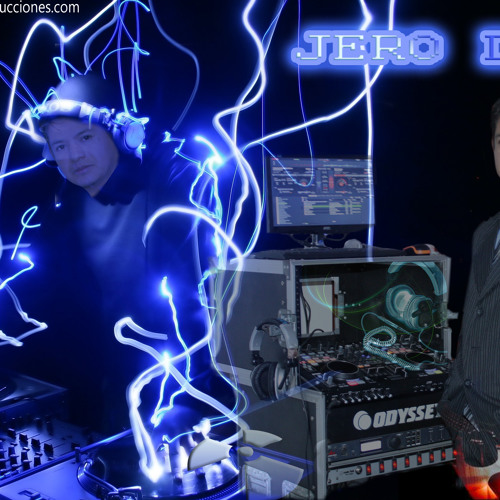 Jero dj - mix electronica 2014